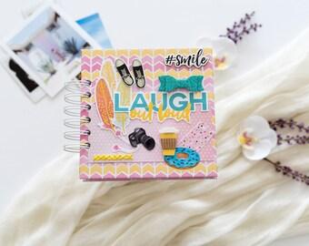 """Mini album """"Laugh out loud"""""""