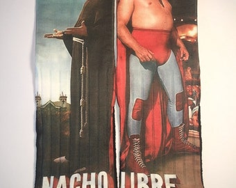 Nacho Libre socks