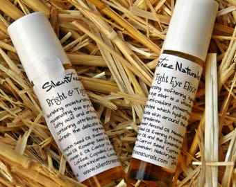 Bright & Tight Eye Elixir - Natural Skincare, Rejuvenating Eye Serum, Eye Serum, All-Natural Eye Care, Nourishing Eye Oil, Natural Products