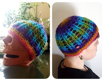 Drop Stitch Hat. Light Weight and Perfect for Spring!