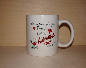 An 'awesome' love mug for Valentine's Day