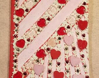 Valentine Day Decoden Composition Book