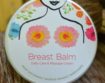 Breast Balm for your natural self-care practice