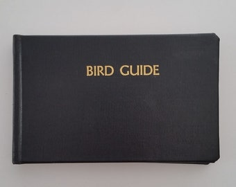 Antique Bird Guide, Part 2, Land Birds East of the Rockies, From Parronts to Bluebirds by Chester A Reed - 1915 Edition