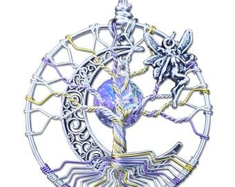 Dryad Tree of Life Pendant