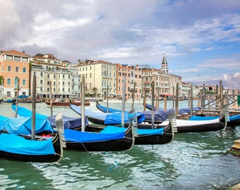 Venice Italy Photograph, Venice Canals, Grand Canal, Fine Art Travel Photography