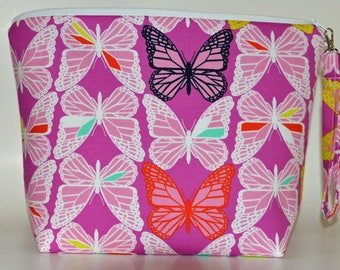 Pretty butterflies project bag