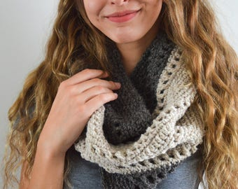 READY TO SHIP | The Annie Cowl | Knitted Cowl | Knitted Scarf