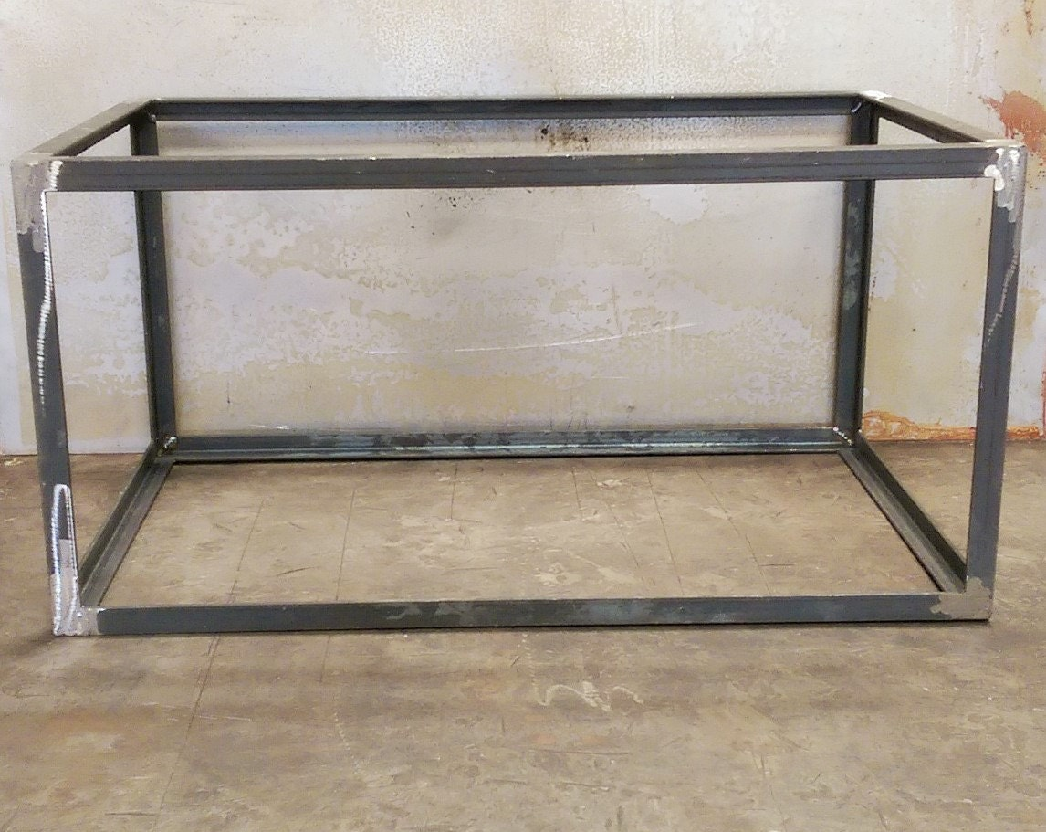Best Angle Cube Metal Table Base PK59