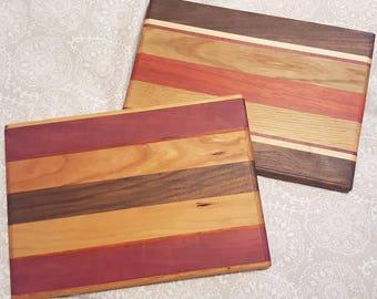 Custom Hardwood Cuttingboards