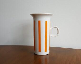 Lagardo Tackett Schmid Orange Tea Cup