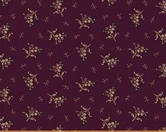42316 7 / Kindred Spirits 3 / Windham / Fabric / Plum /