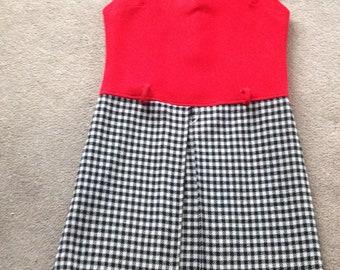 Fab Vintage  Shift Dress