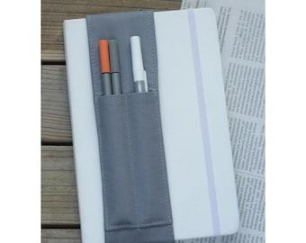 MTO Minimalistic notebook pen holder - Gray