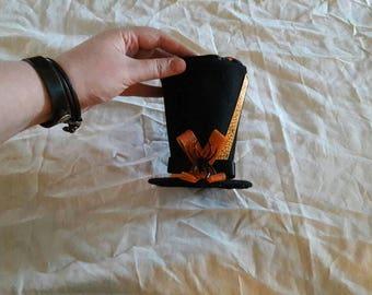 Halloween Mini Top Hat