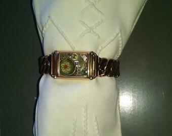 One of a Kind Steampunk Bracelet