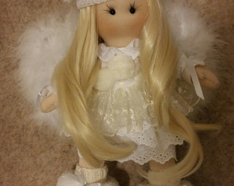 Collector doll Angel doll
