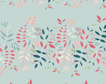 Art Gallery - Flower Child Collection - Lush Canopy in Sky