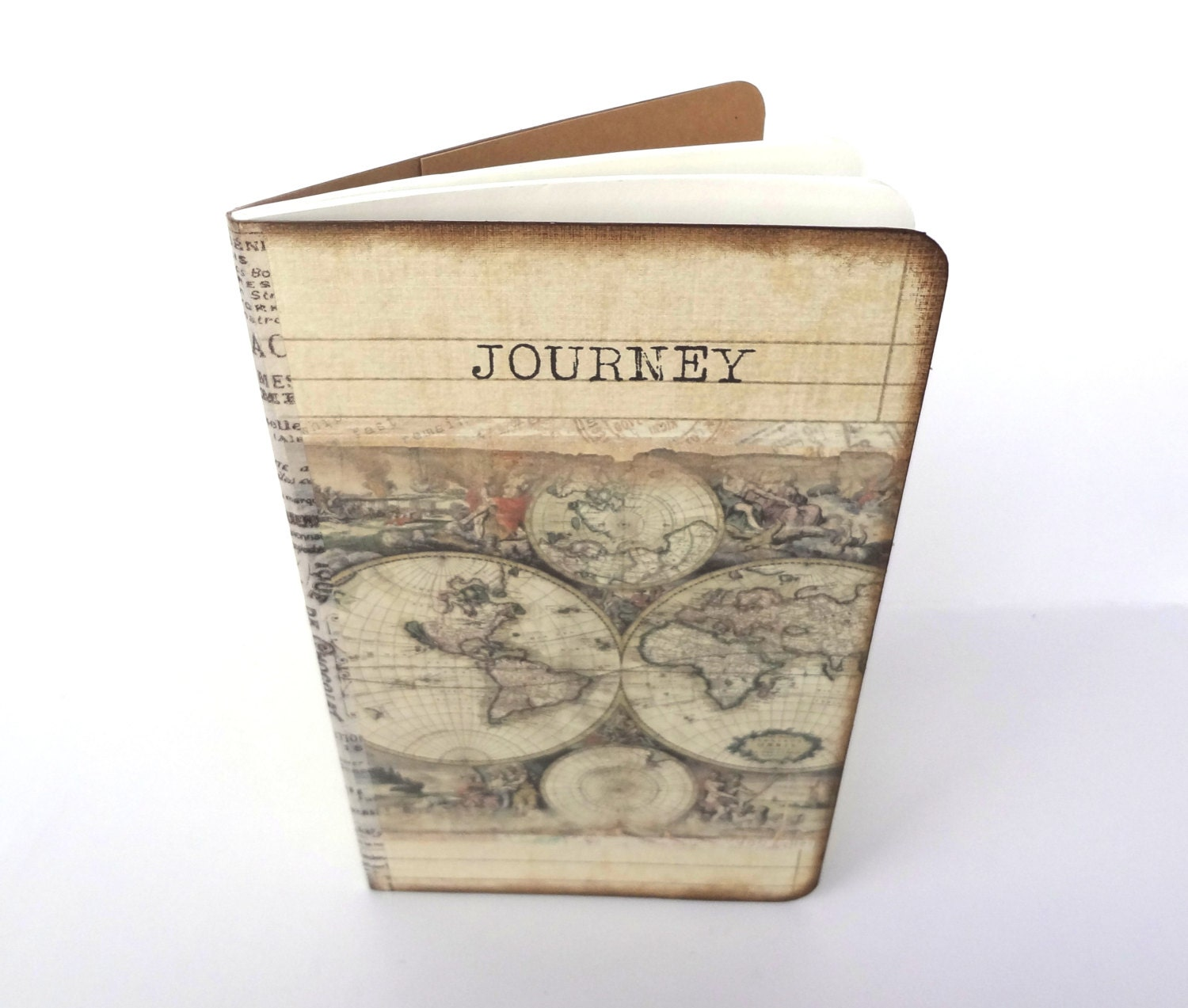 Travel journal world map journal travel notebook journey zoom gumiabroncs Gallery