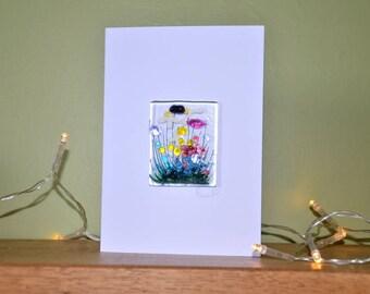 Wildflower Card - Blank Inside