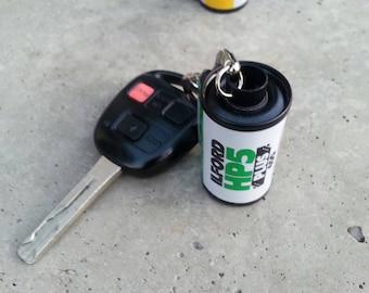 35mm film Keychain