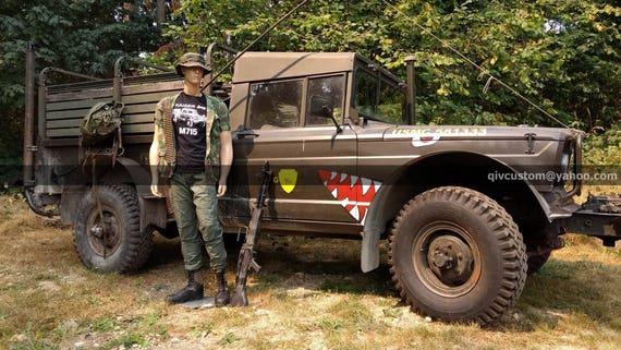 Kaiser Jeep M715 T-shirt