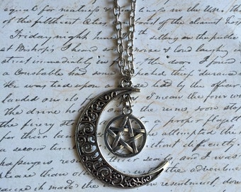 Night of the Witch - short necklace