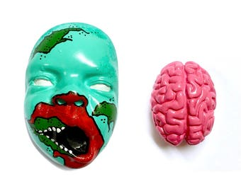 Zombie baby and Brain Magnet