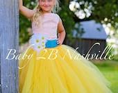 Daisy Dress Yellow Dress ...