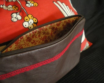protective sleeve for tablet or evening bag or pouch bag
