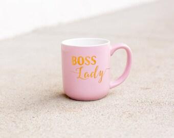 SALE Boss Lady MUG