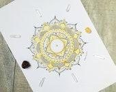 ORIGINAL Sun Mandala Vibr...