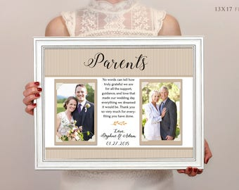 Father Of The Bride Gift, Dad, You Are The First Man I Ever Loved, Parents Wedding Gift, Parents Of The Bride, Personalized Picture Frame