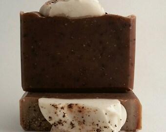 Latte Handmade Soap