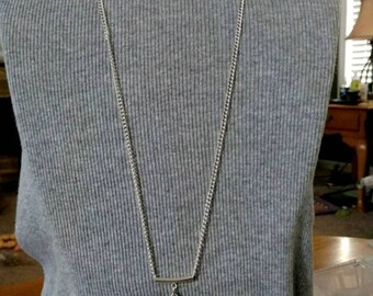 Long Chain with a 'Kiss'