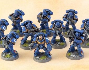 Tactical Squad warhammer 40k wargames