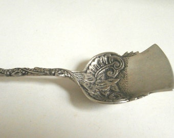 Silver Sugar Spoon Early 1920s