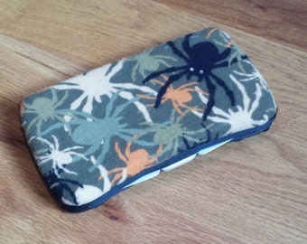 Spider wipes case