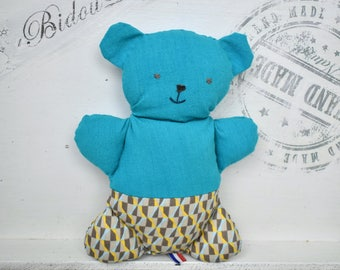 Decoration/plush teddy bear cotton