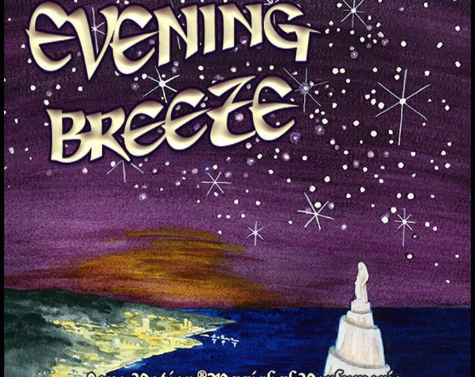 Evening Breeze - Summer 2018 - Handcrafted Perfume for Women - Love Potion Magickal Perfumerie
