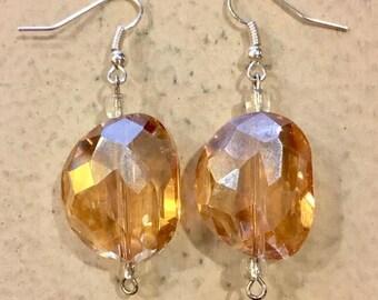 Sun Gold Earrings