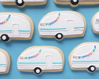 Camper Sugar Cookies