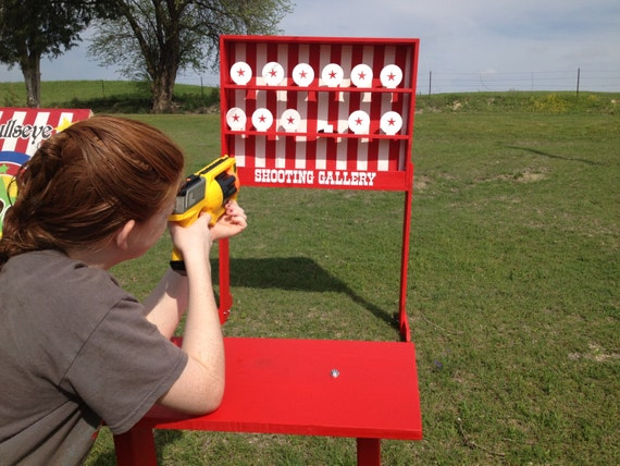 Nerf Gun Shooting Gallery Py55 Advancedmassagebysara