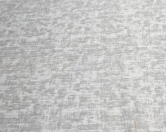 Bella Casa Texture White Cotton Fabric from Fabri-Quilt