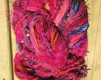 Multi fiber Artful Skeins