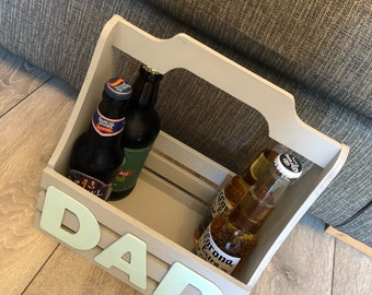 Father's Day tool box/ storage crate