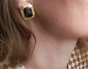 Authentic 80's earrings