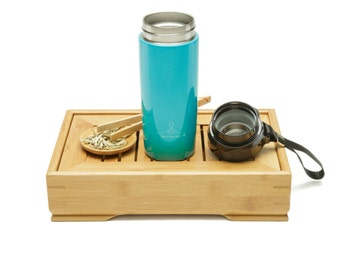 Loose leaf tea flask Festiflask
