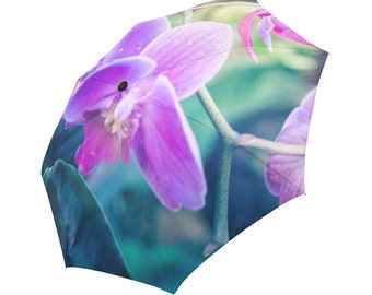 Flower Umbrella Orchid Umbrella Yellow Umbrella Designed Umbrella Photo Umbrella Rainbow Umbrella Photo Umbrella Automatic Abstract Umbrell