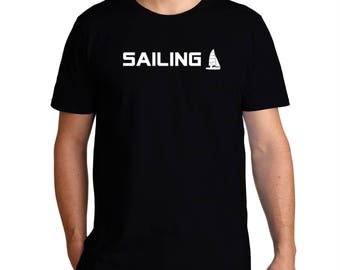 Sailing Cool Style T-Shirt